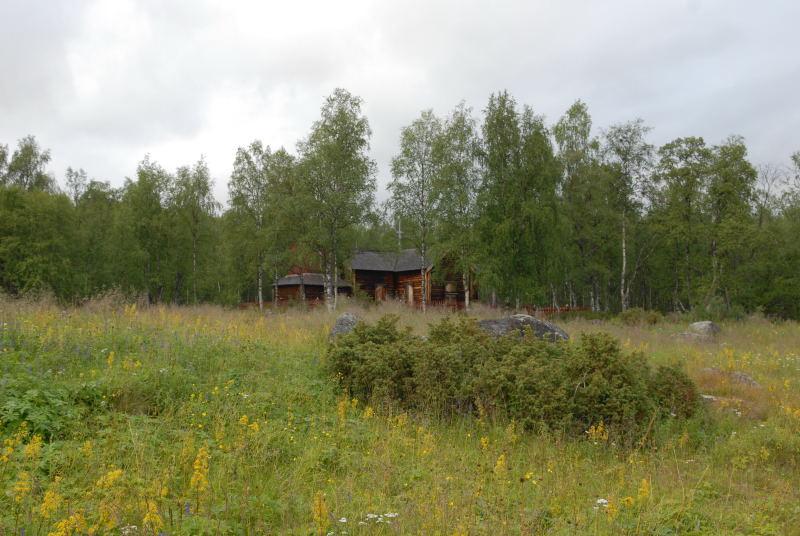 Einödkirche Pielpajärvi