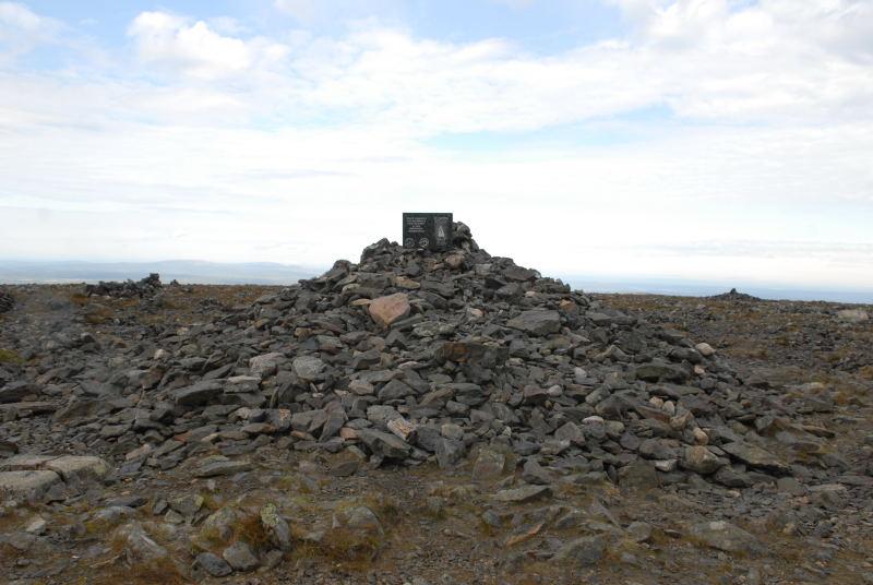 Taivaskero 806 m hoch