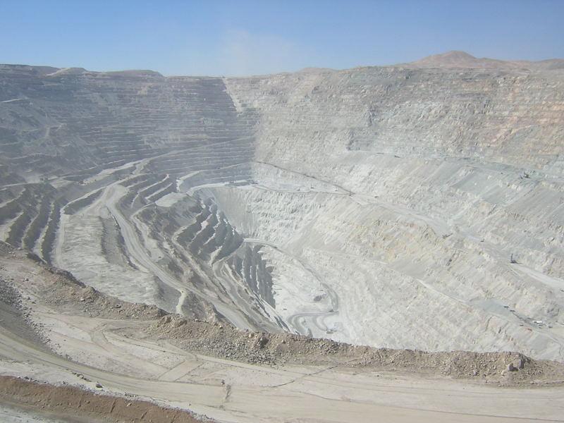 Kupfermine