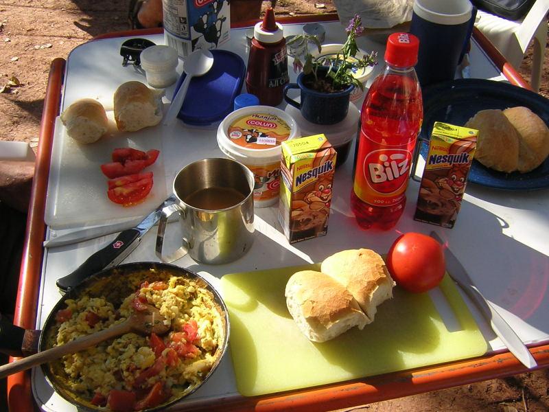 mein Frühstück von Lars und Enrico