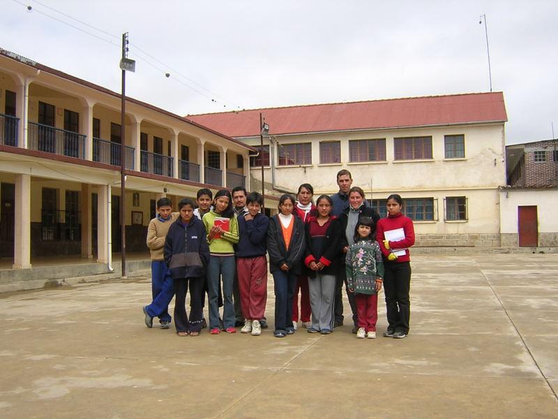 zum Schulbesuch
