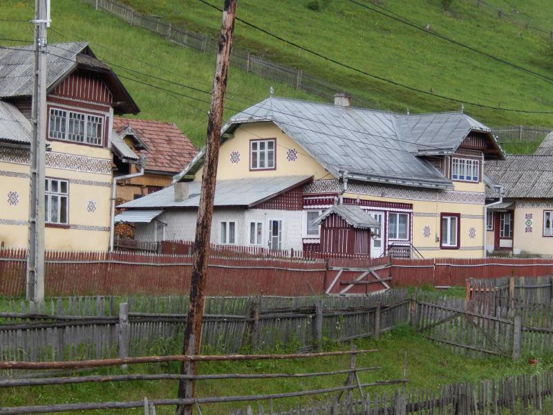 und eben immer wieder diese schönen Häuser
