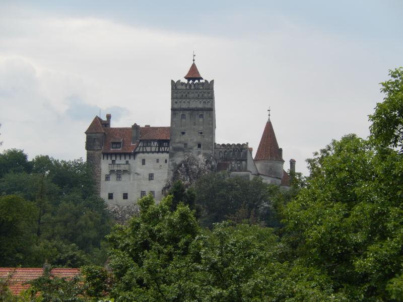 das Schloß des Dracula