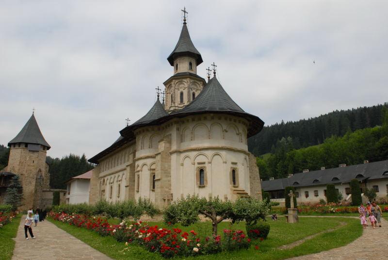 das Kloster Putna