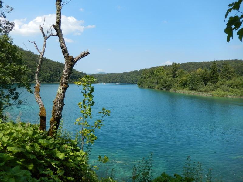 Besuch im NP Plitvicer Seen