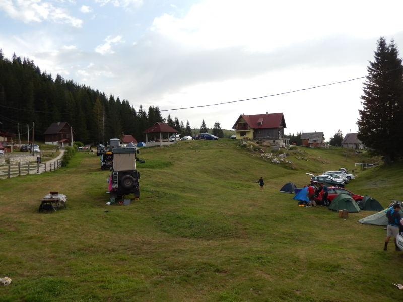 Camping in Zabljak