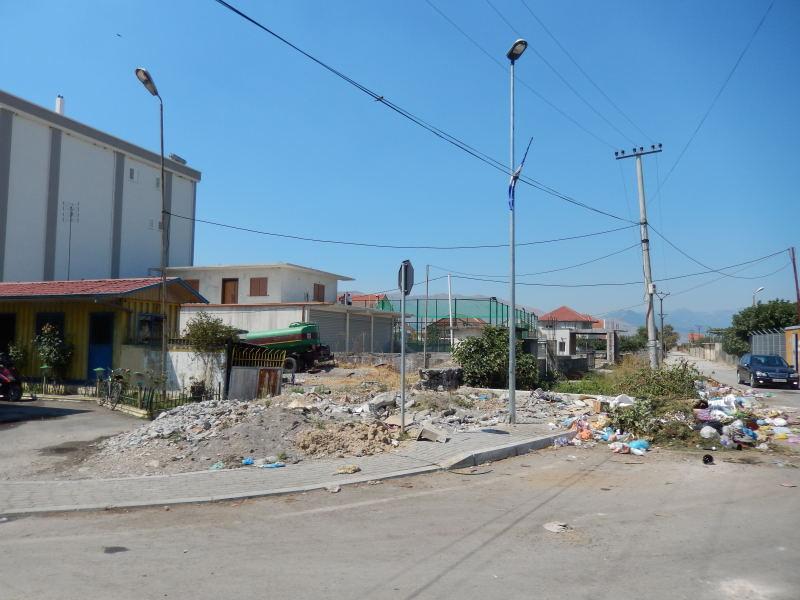 Müllberge gibt es leider überall im Land