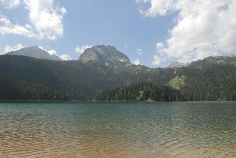 Bergsee in Zabljak