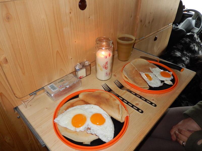 Frühstück zum 40.Geburtstag