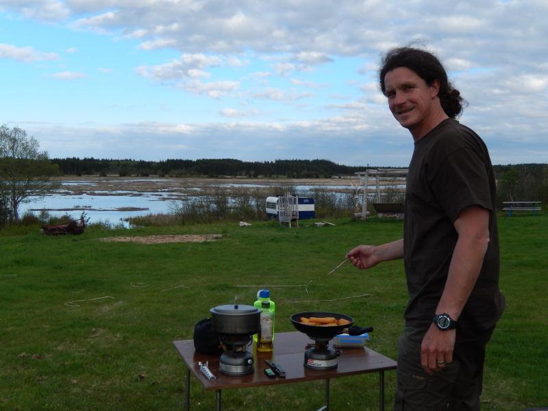 kochen mit Aussicht