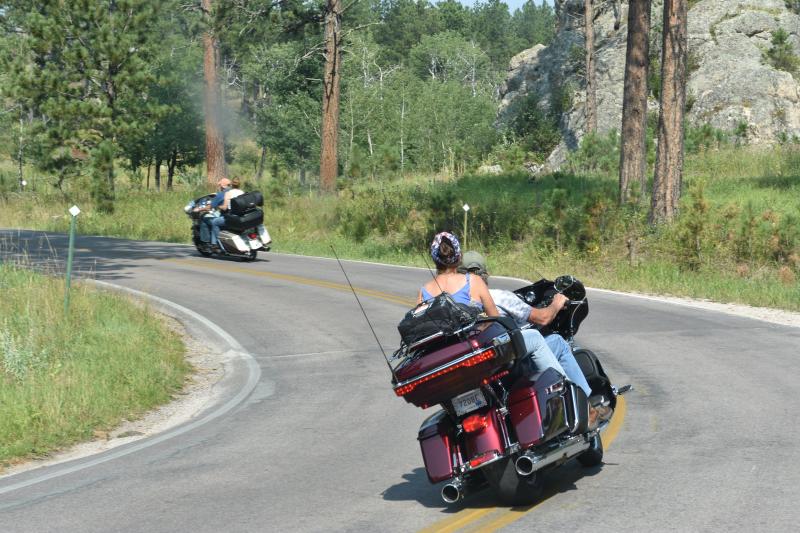 easy rider ohne Helm