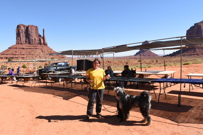 Souvenirs, Souvenirs von den Navajo Indianern