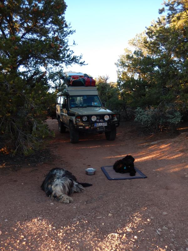 freies Camping