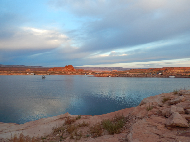 Abschied vom Lake Powell