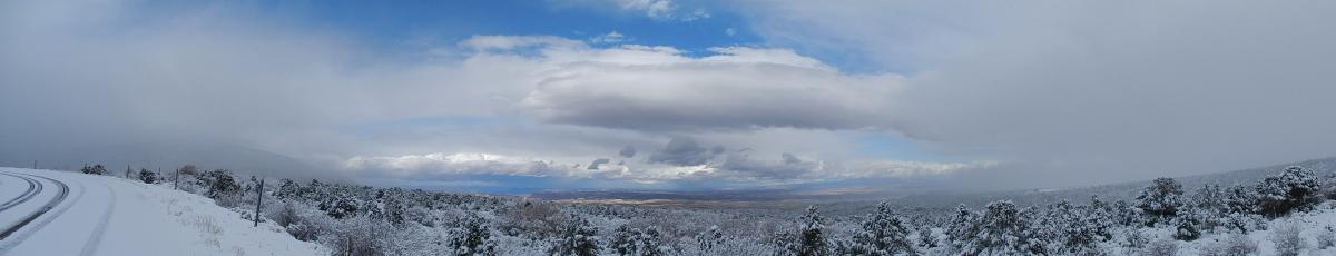 Blick auf Canyonlands NP