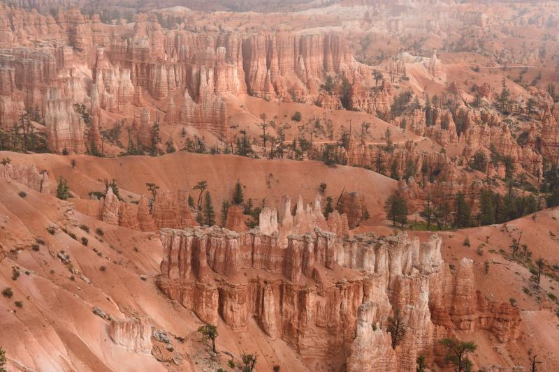 noch eine Runde im Bryce Canyon