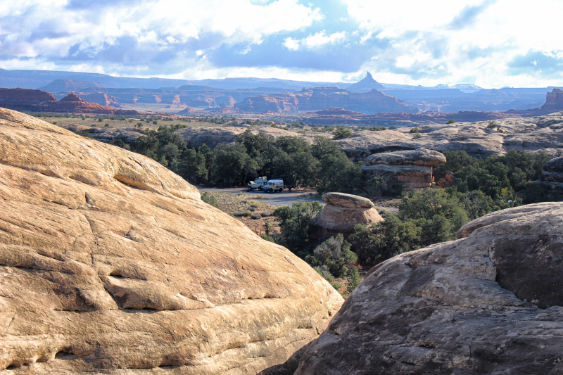 Camping im Canyonlands