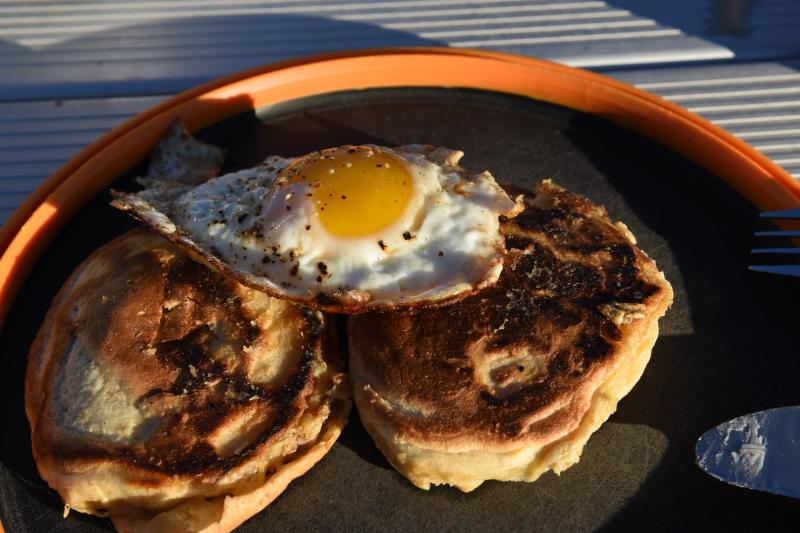 Pancake Frühstück