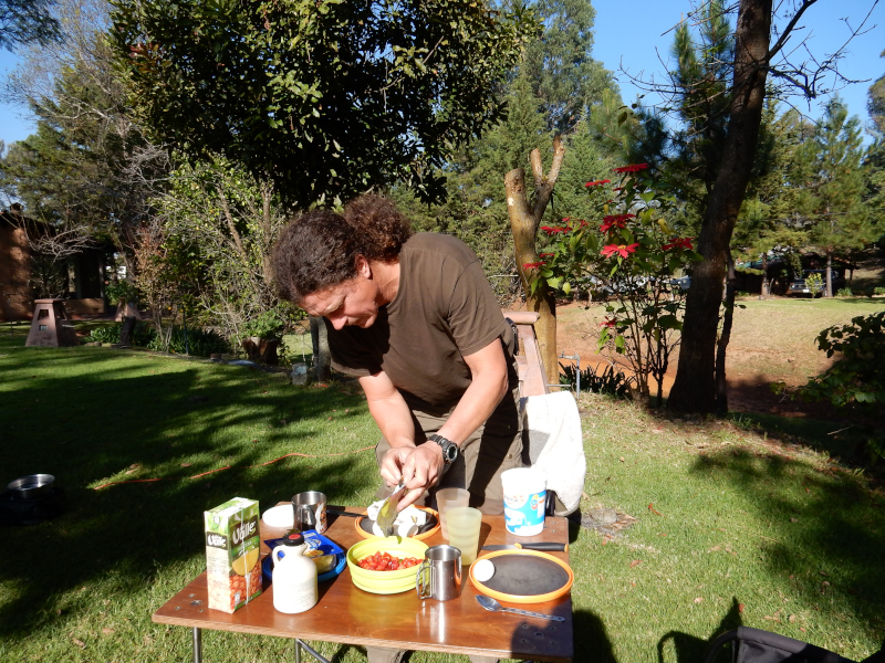 Frühstück in Patzcuaro