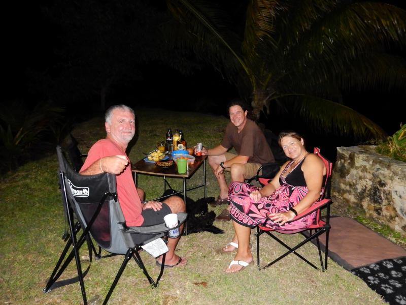 Silvesterfeier mit Steffi und Robert