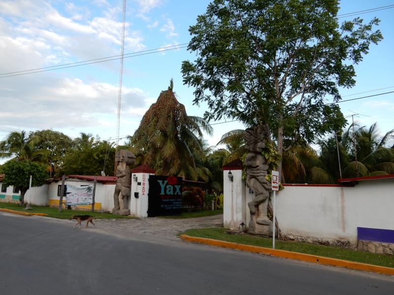 in Calderitas