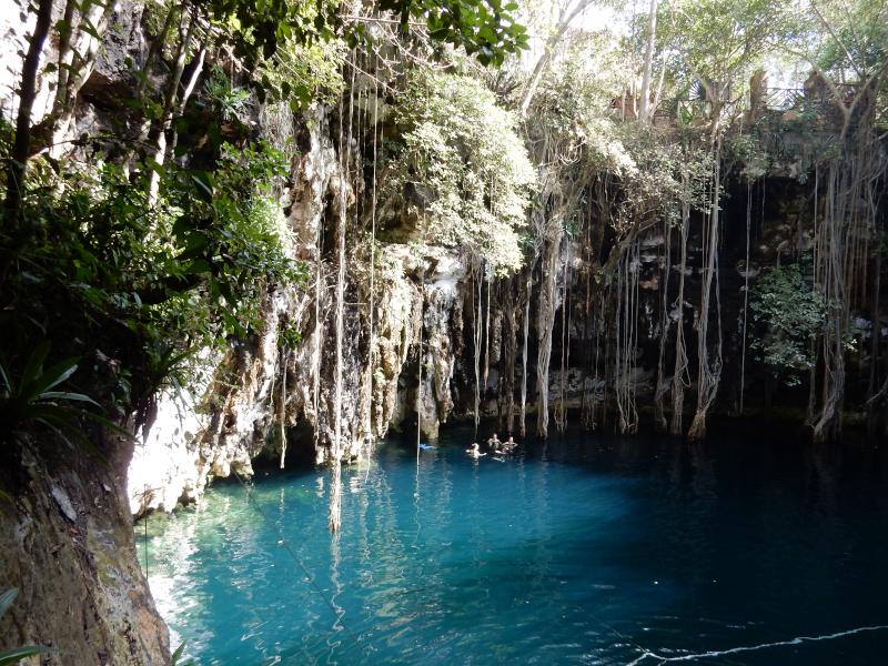 Wassertiefe ca. 50 m