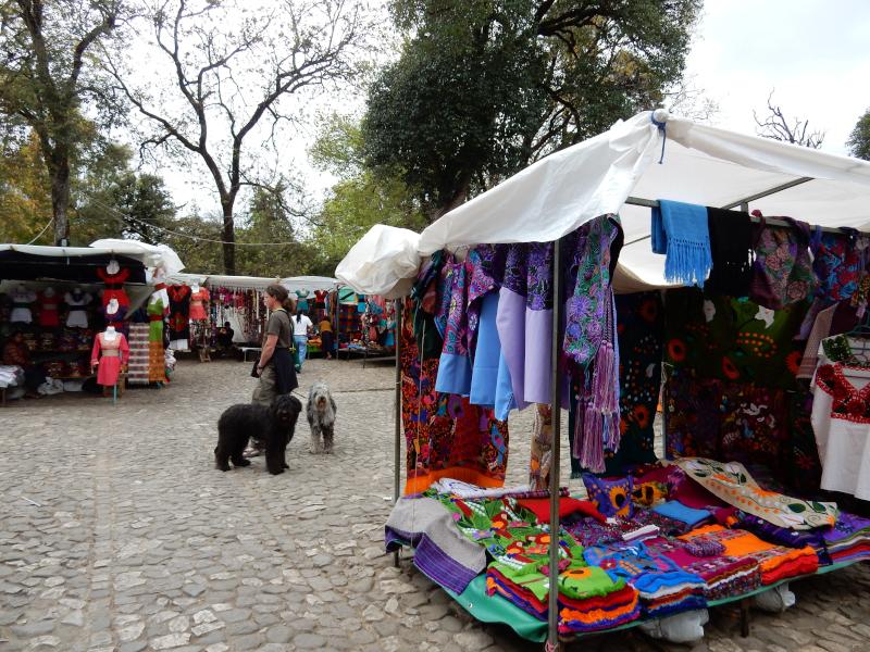 Markt in San Cristobal
