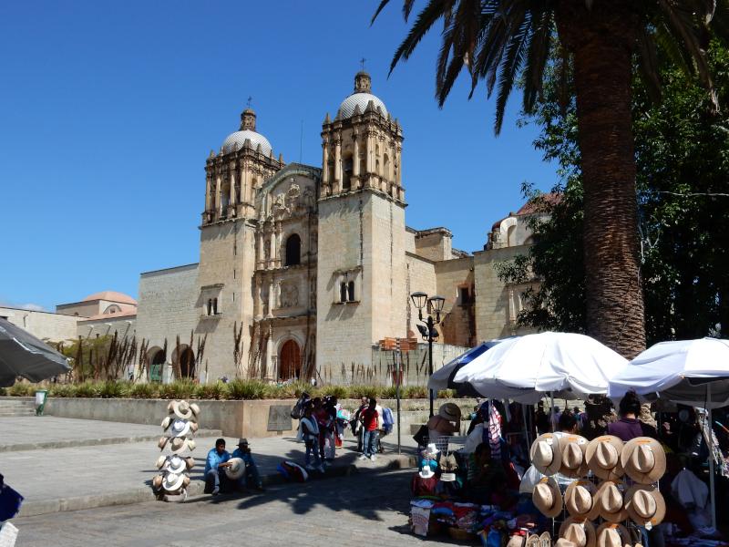 in Oaxaca