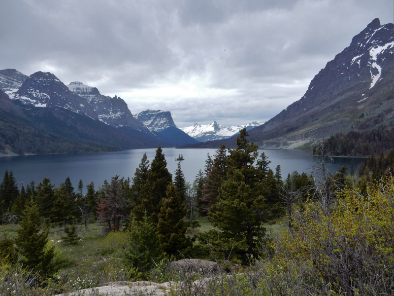 St.Mary Lake