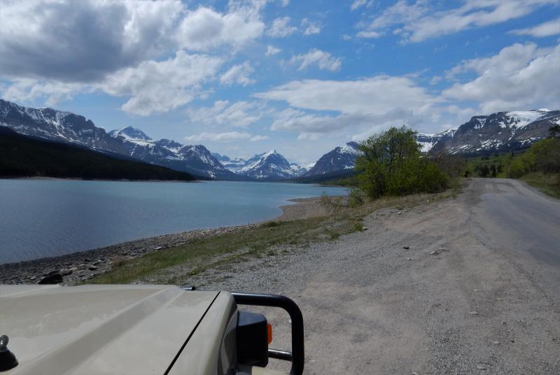 Many Glacier Tal