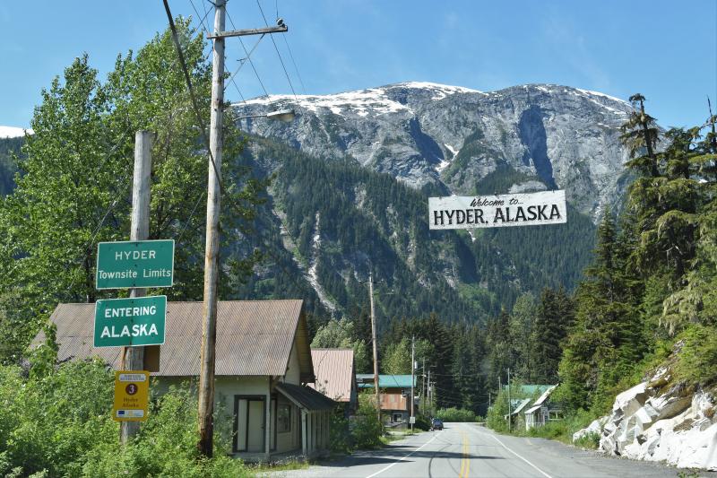 Hallo Alaska