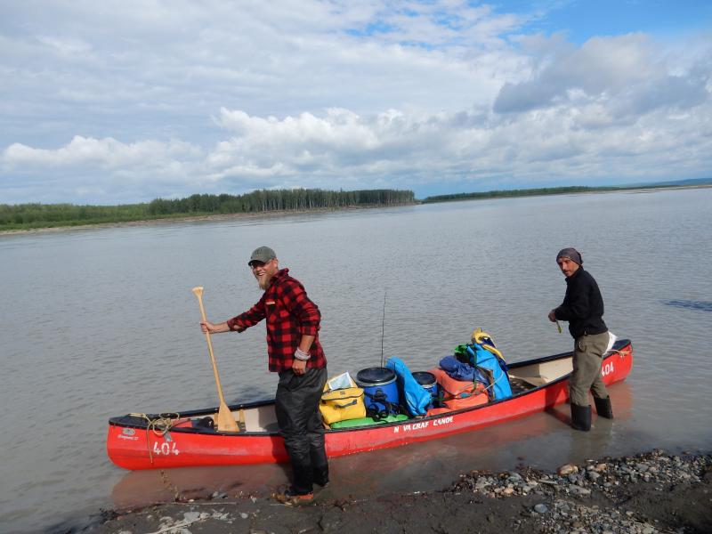 3 Monate auf dem Yukon