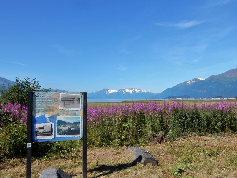 hier war das alte Valdez