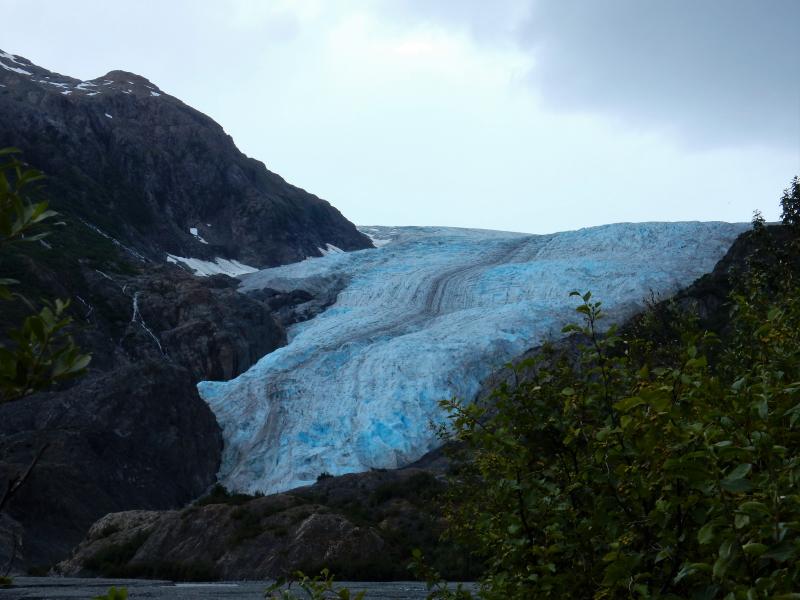 der Exit Glacier