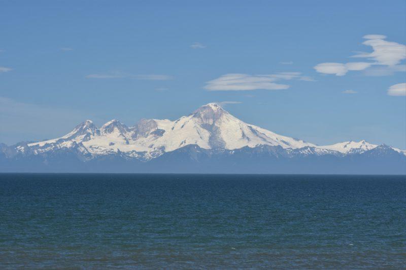 Vulkan Iliamna 3.053 m