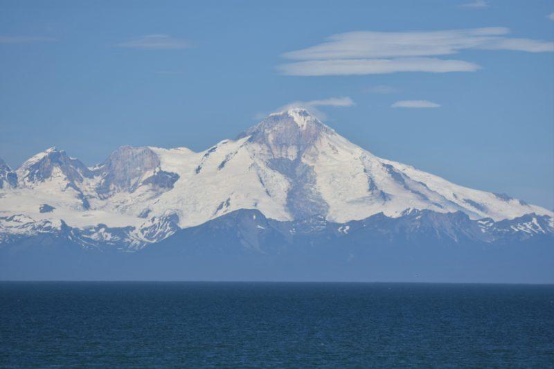Vulkan Redoubt  3.108 m