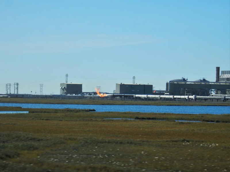 zur Prudhoe Bay