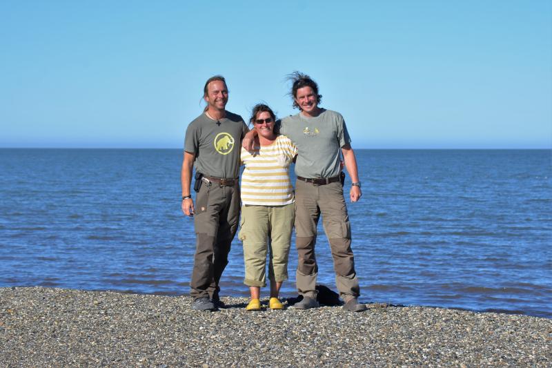 an der Beaufort See