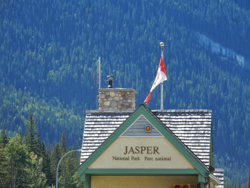 Abstecher in den Jasper NP