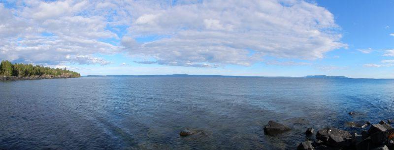 am Lake Superior