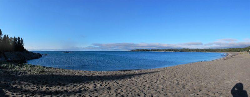ist der Größte der fünf großen Seen Nordamerikas