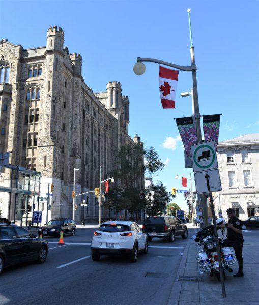 Stippvisite in Ottawa