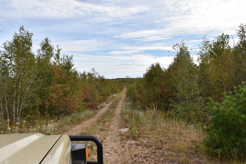 von Nord nach Sued auf Nova Scotia